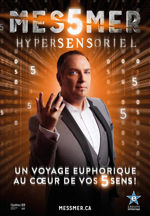 Limoges : Messmer : Hypersensoriel