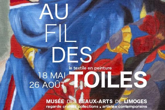 Limoges : Au fil des toiles