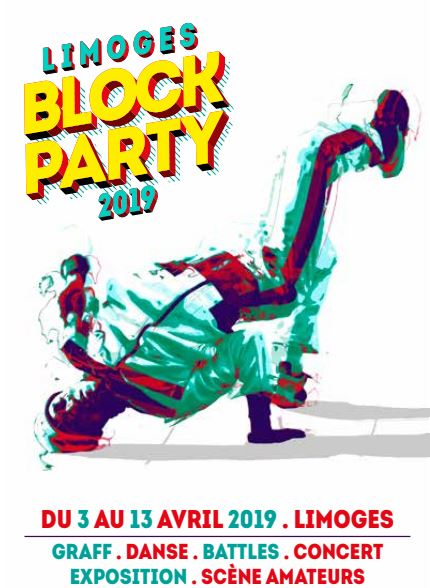 Limoges : Limoges Block Party 2019