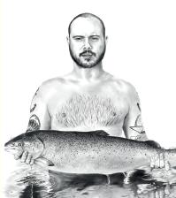 Limoges : Le temps est la rivière où je m'en vais pêcher