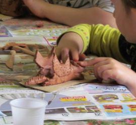 Limoges : Atelier enfant 6 - 12 ans : Gare aux Gargouilles