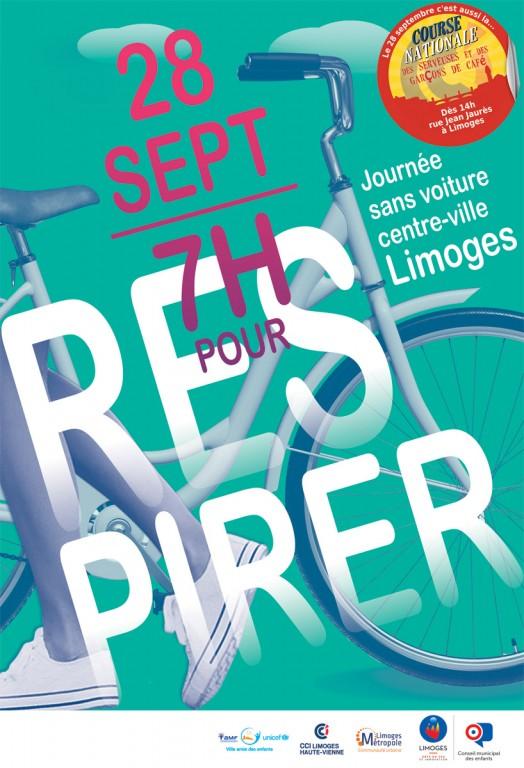 Limoges : Journée sans voiture