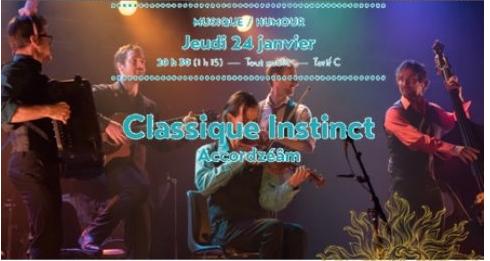 Limoges : Classique instinct : Accordzéâm