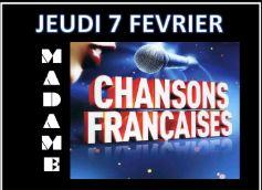 Limoges : Cabaret Tapis Rouge : Les voix féminines de la chanson francophone