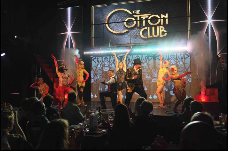Limoges : Cabaret Tapis Rouge : Al'Catraz the Capone life et piste de danse Carnaval