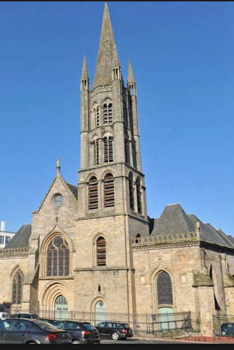Limoges : Eglise Saint Pierre du Queyroix