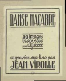Limoges : Jean Virolle : œuvre d'après-guerre