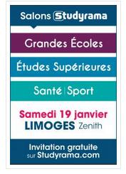 Limoges : Salon Studyrama