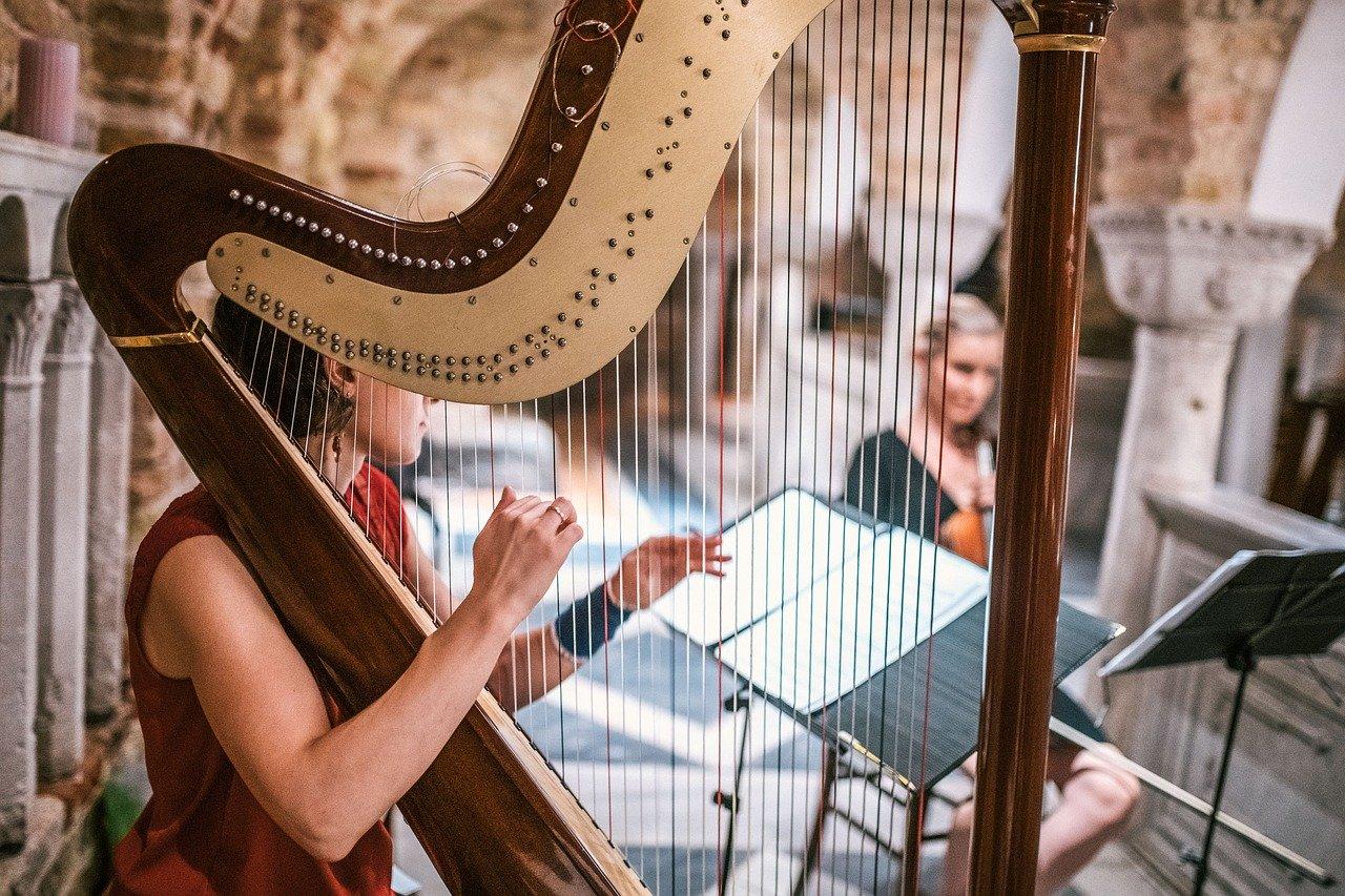 Limoges : 11ème édition du Concours Français de la Harpe