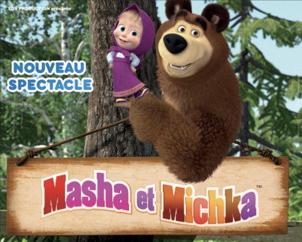Limoges : Masha et Michka : The Happiness Chest COMPLET