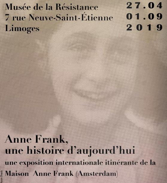 Limoges : Anne Frank, une histoire d'aujourd'hui