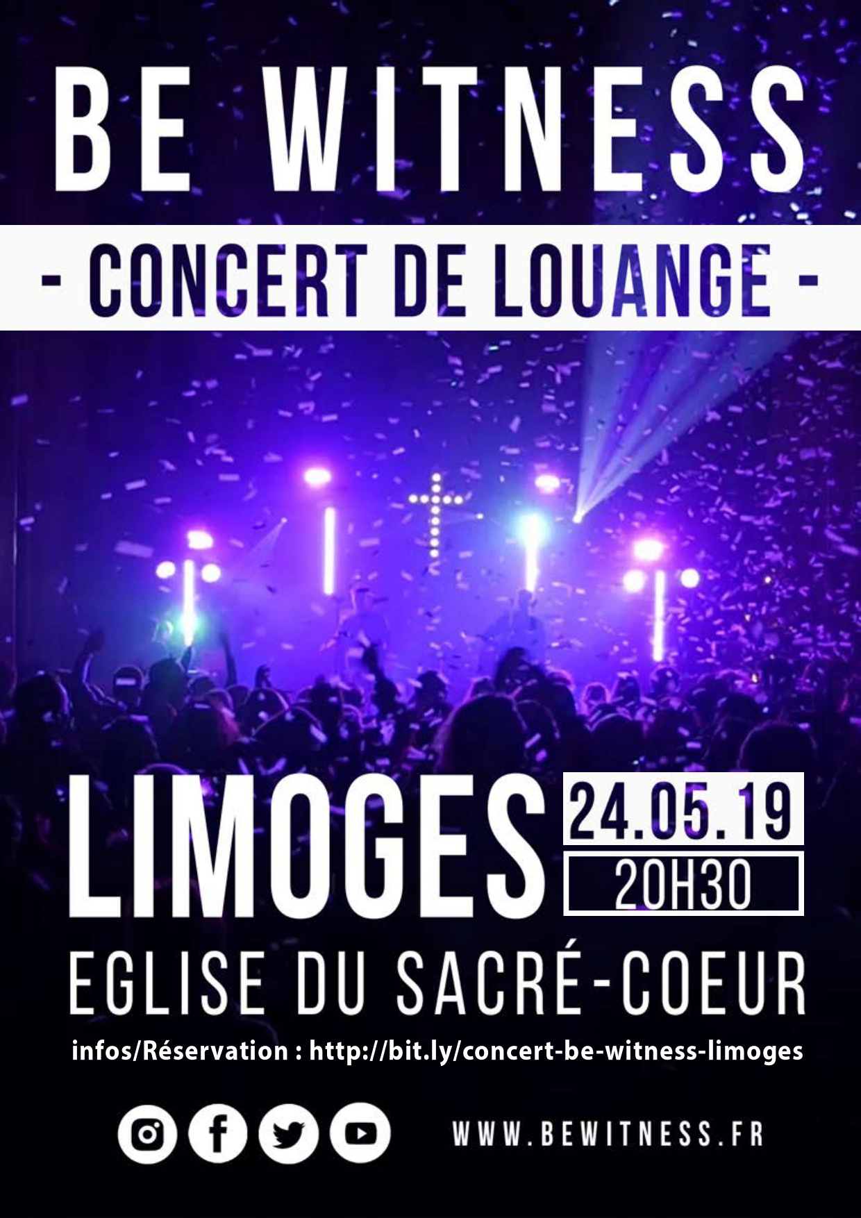 Limoges : Be Witness
