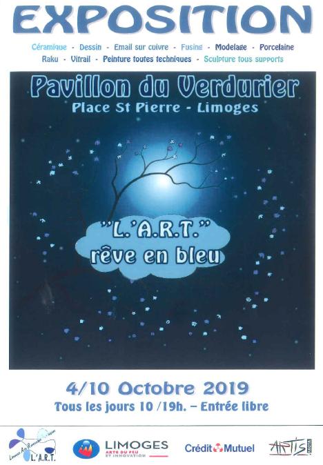 Limoges : L'A.R.T. rêve en bleu