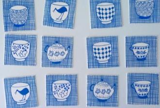 Limoges : Atelier enfant 8 - 12 ans : Memory de porcelaine