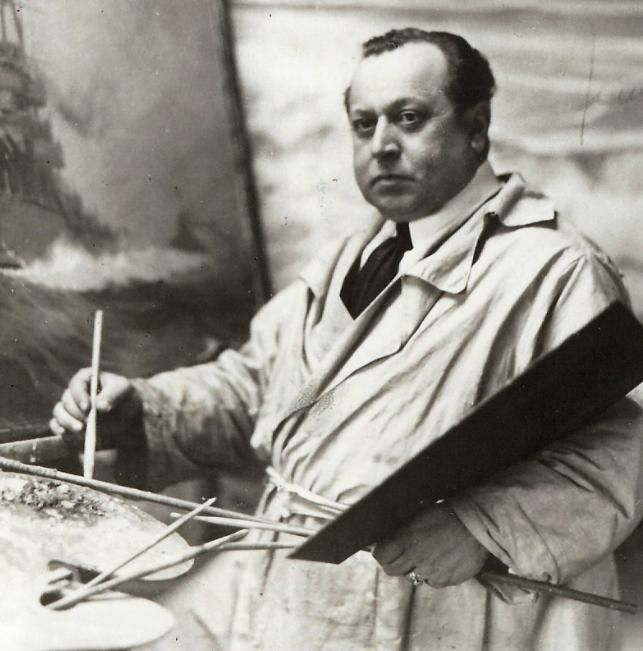 Limoges : Jean-Louis Paguenaud - Peintre officiel de la Marine