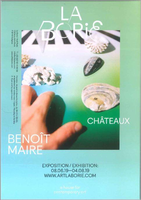Limoges : Benoît Maire (solo), Châteaux