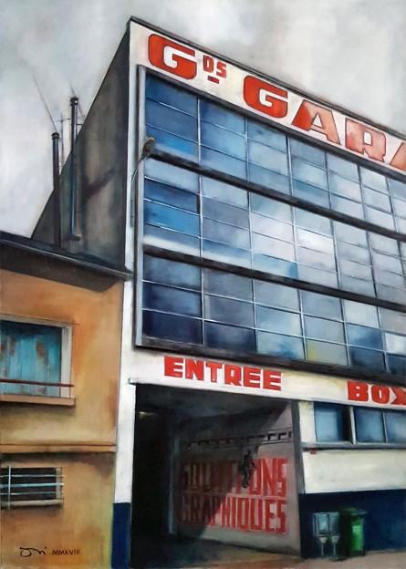 Limoges : Toiles urbaines