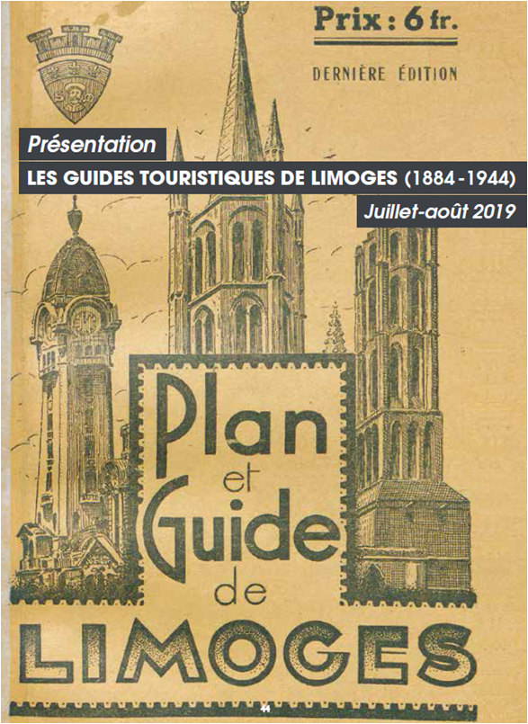 Limoges : Les guides touristiques de Limoges (1884 -1944)