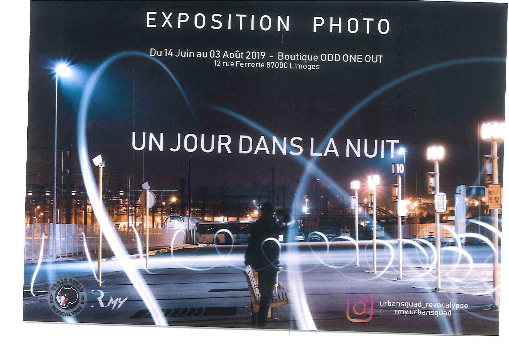 Limoges : Un jour dans la nuit