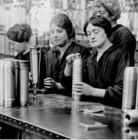 Limoges : 14-18 Femmes au travail : l'autre front