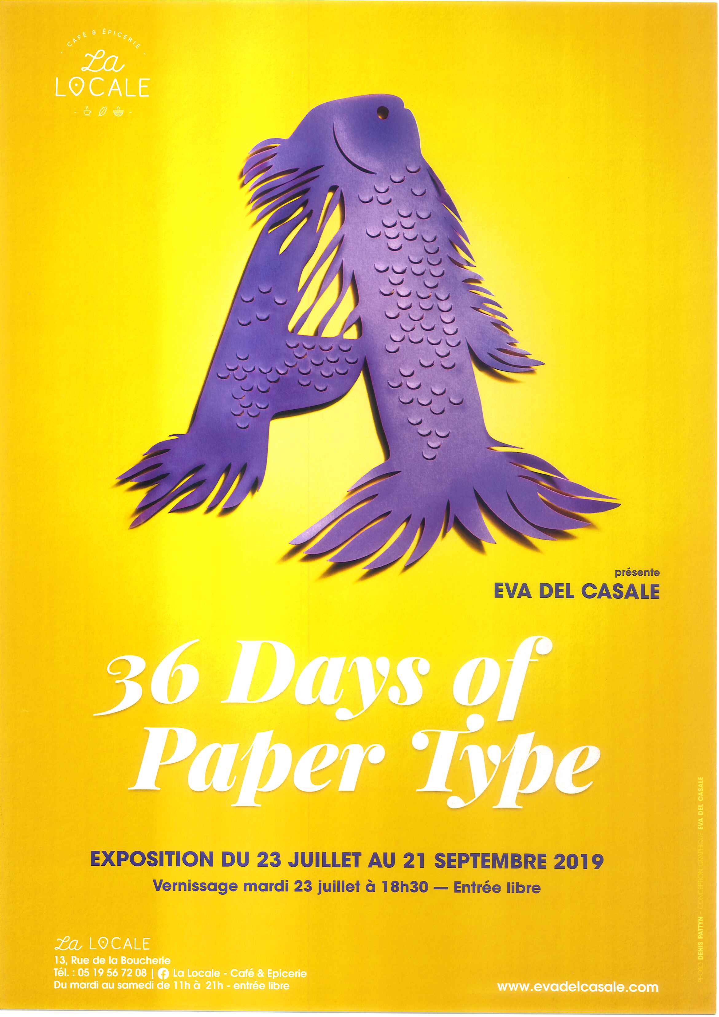 Limoges : 36 Days of Paper Type
