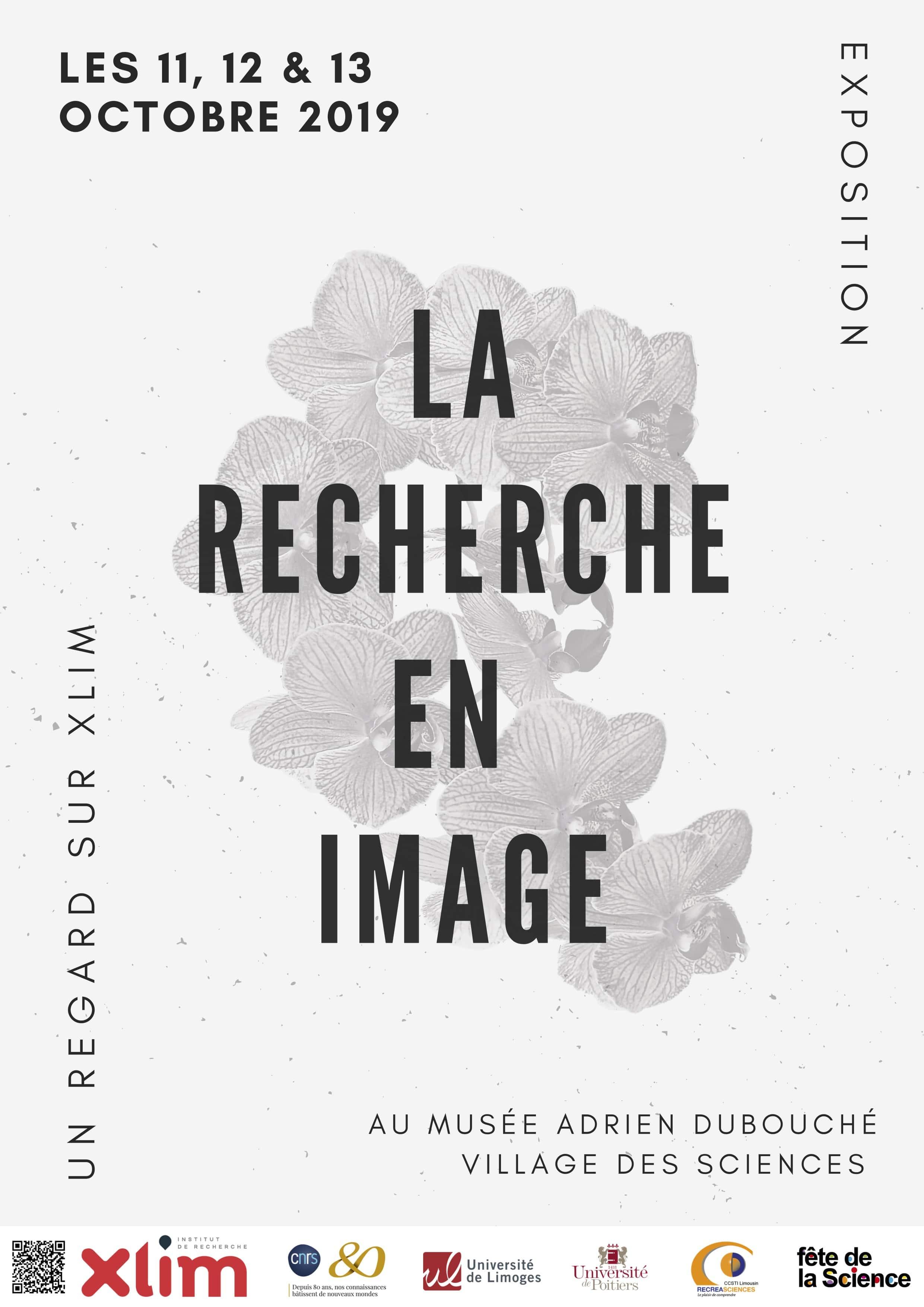 Limoges : La recherche en image - Un regard sur XLIM