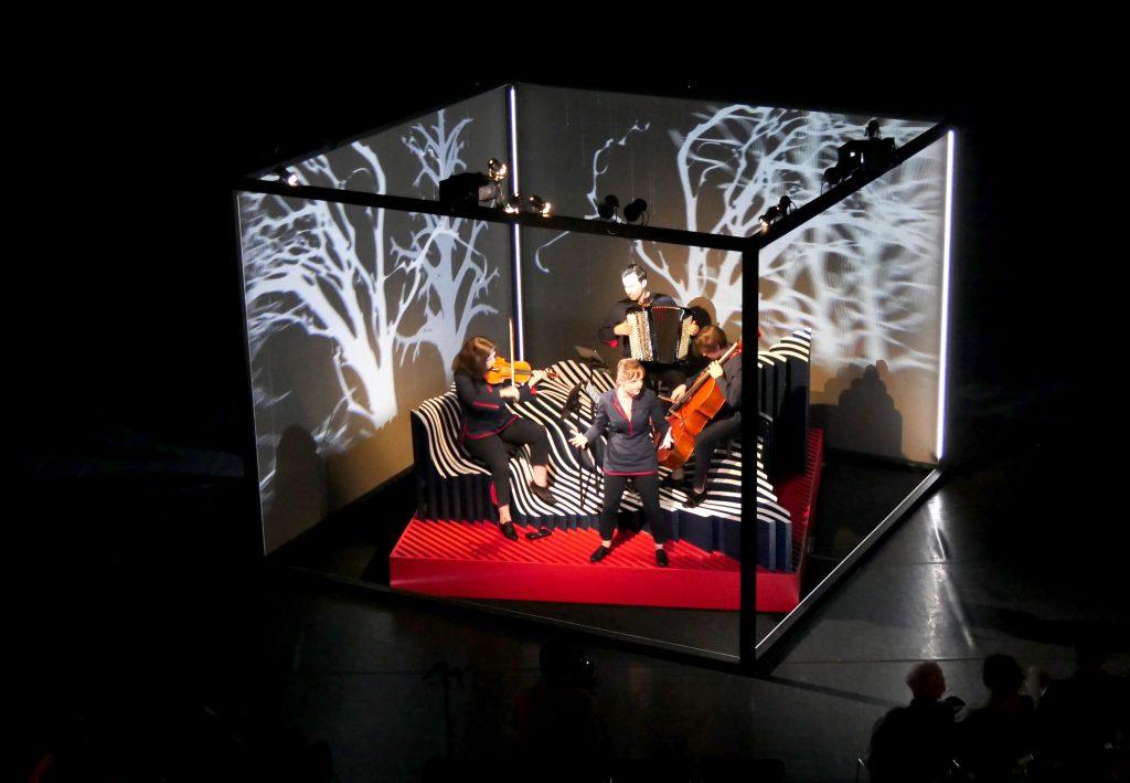 Limoges : Journées du patrimoine : Schubert box