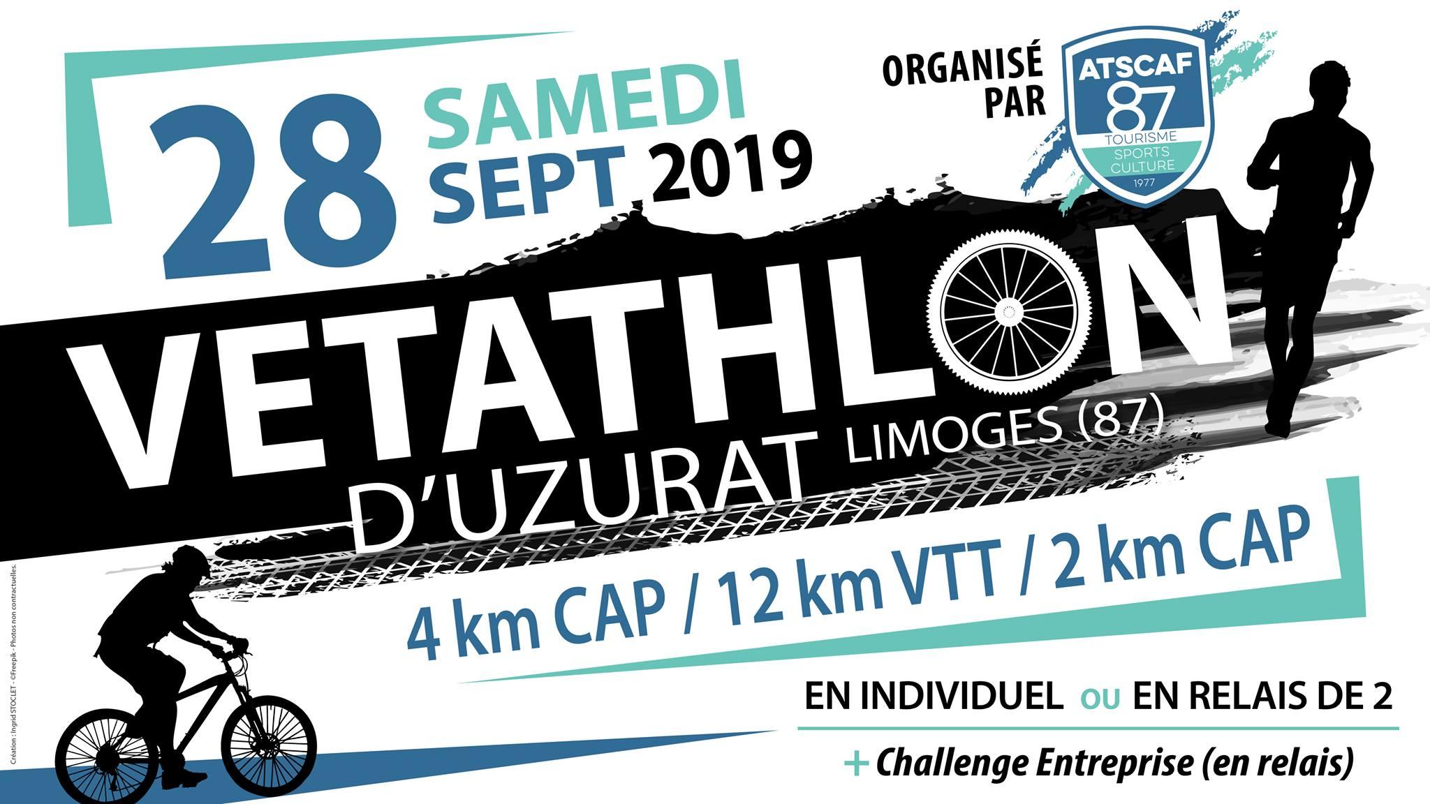 Limoges : Vétathlon d'Uzurat
