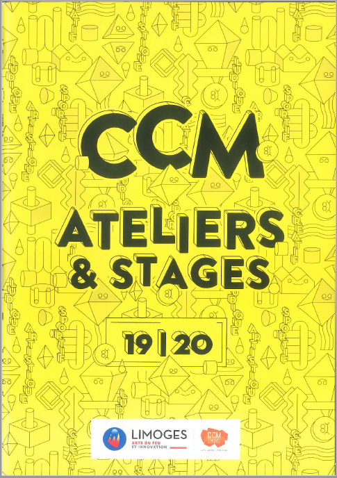Limoges : Stage : émail cloisonné