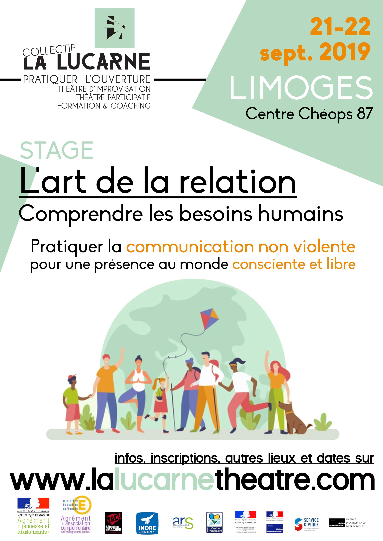 Limoges : L'Art de la relation