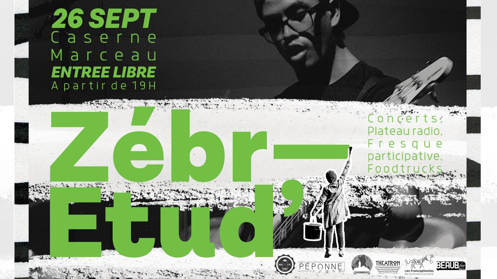 Limoges : Soirée étudiante Zébr'Etud