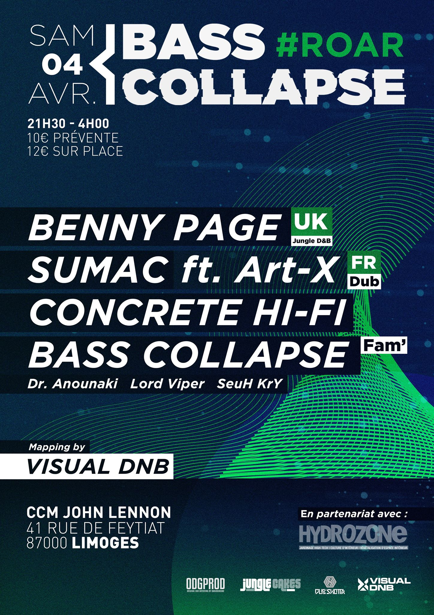 Limoges : Bass Collapse