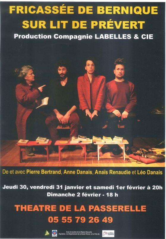 Limoges : Fricassée de berniques sur lit de Prévert