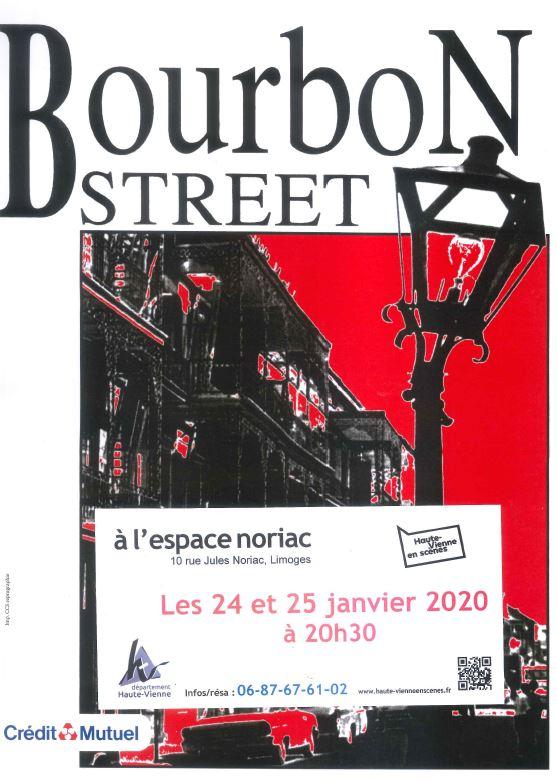 Limoges : Bourbon Street