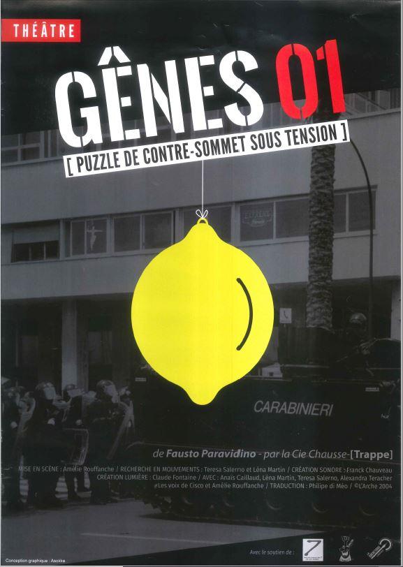 Limoges : Genes 01