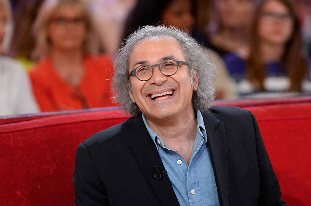 Frédéric Zeitoun, parolier et chroniqueur