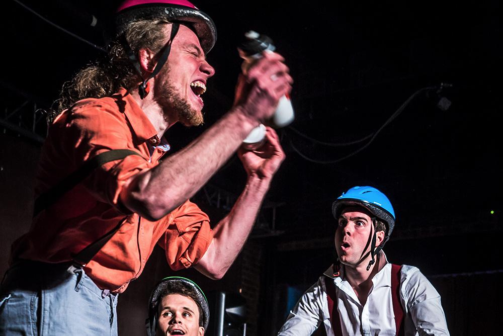 Limoges : Akropercu, les férus déjantés des percussions