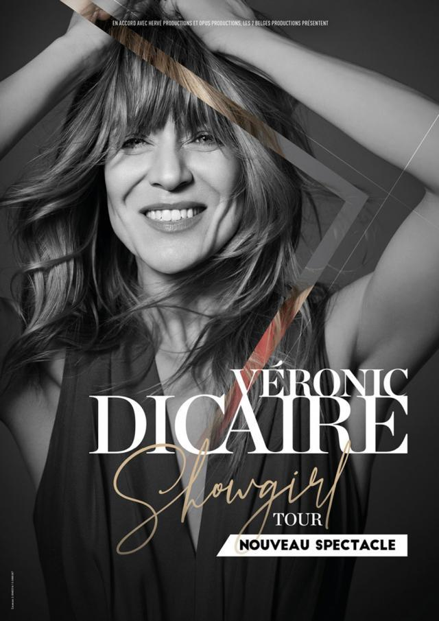 Limoges : Véronic Dicaire : Showgirl