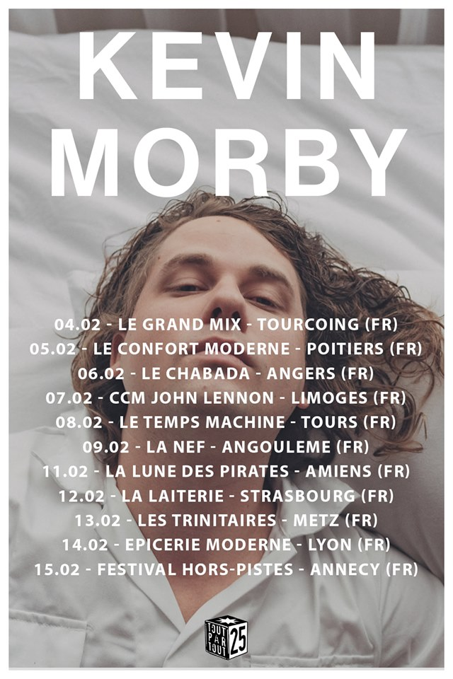 Limoges : Kevin Morby + Night Shop
