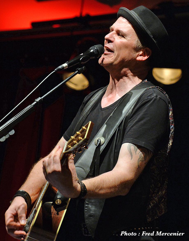 Limoges : Éric Frasiak en concert