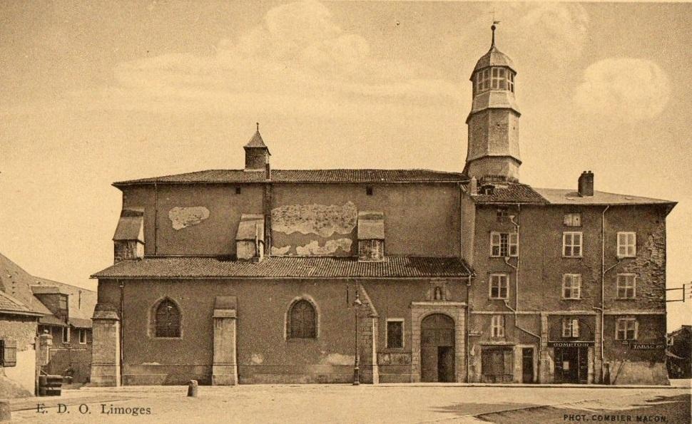 Limoges : Visite Flash : Eglise Sainte-Marie-des-Jacobins