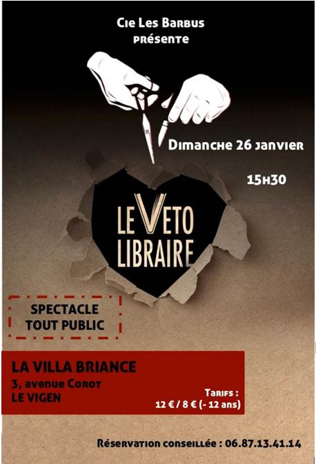 Limoges : Le VétoLibraire