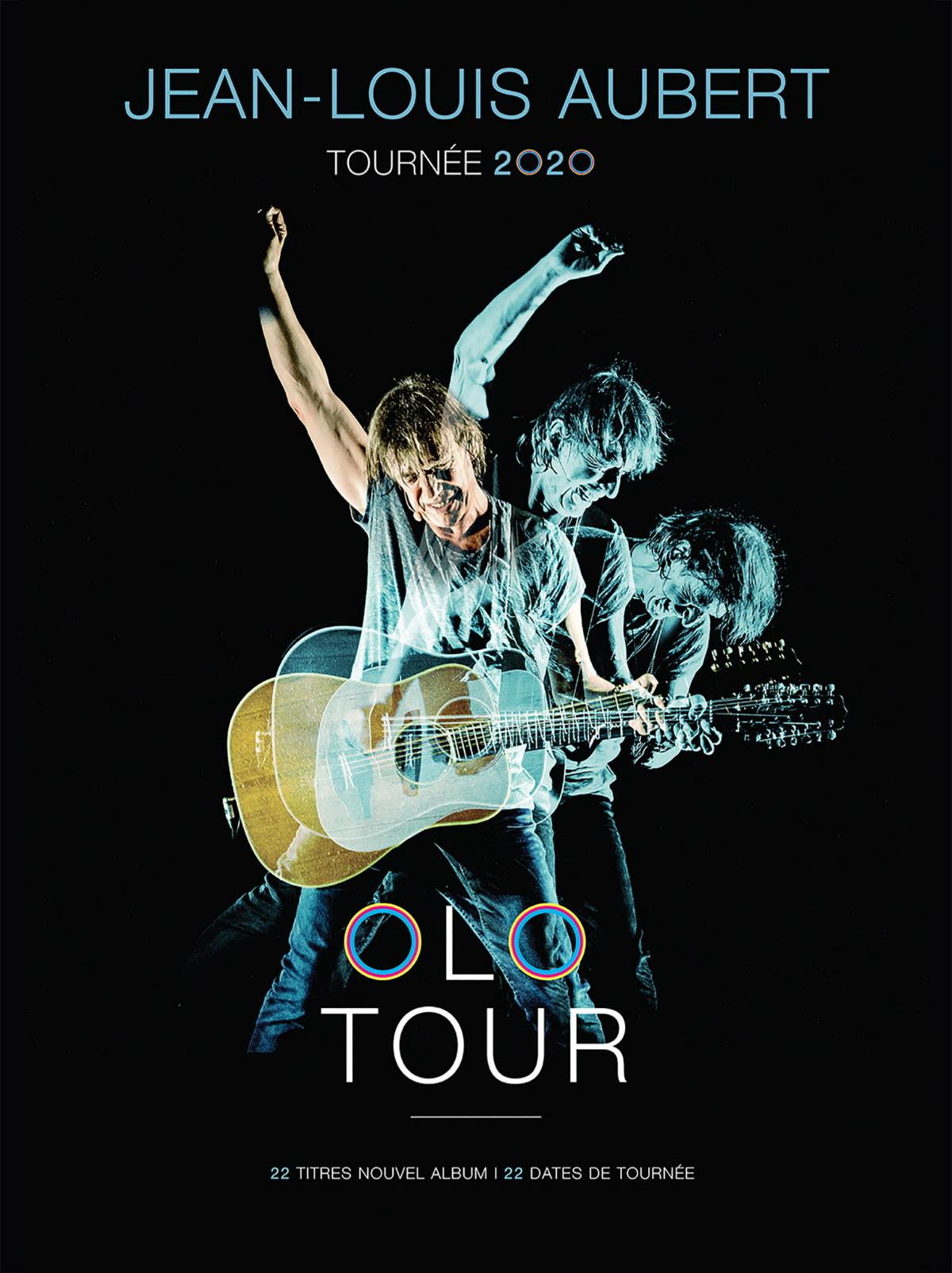 Limoges : Jean-Louis Aubert : OLO Tour