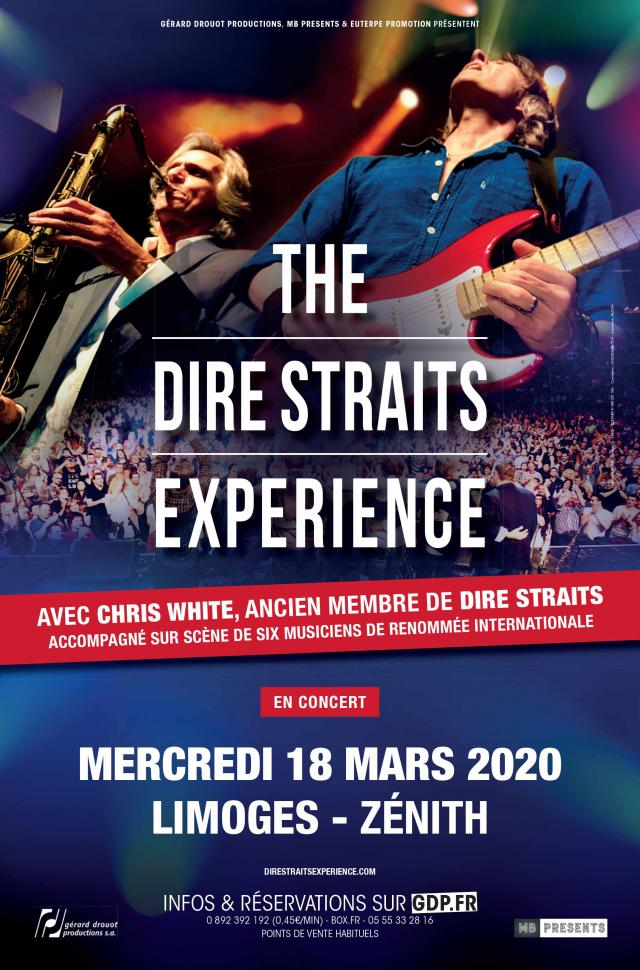 Limoges : The Dire Straits Experience