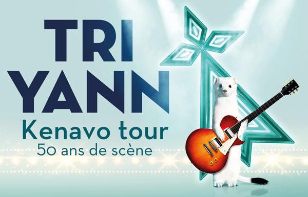 Limoges : Tri Yann : Kenavo Tour