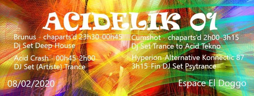 Limoges : Acidelik 01