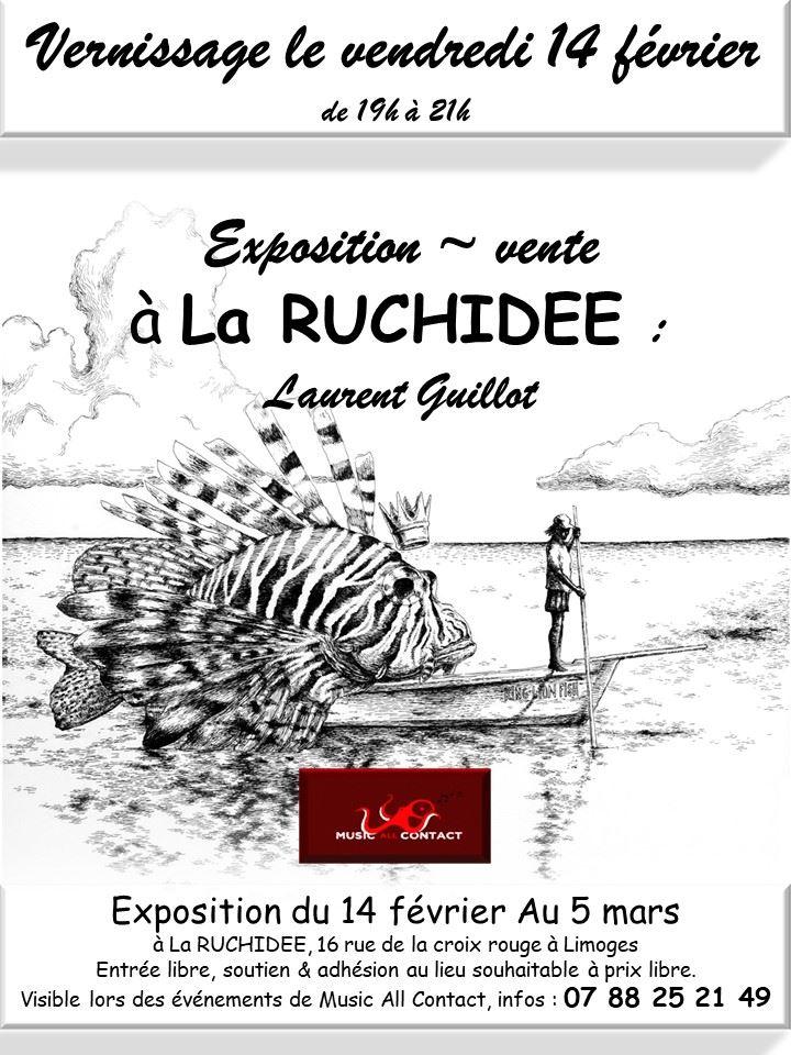 Limoges : Laurent Guillot