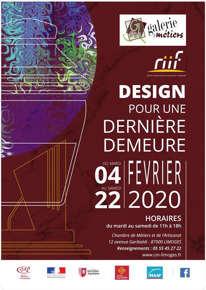 Limoges : Design pour une dernière demeure