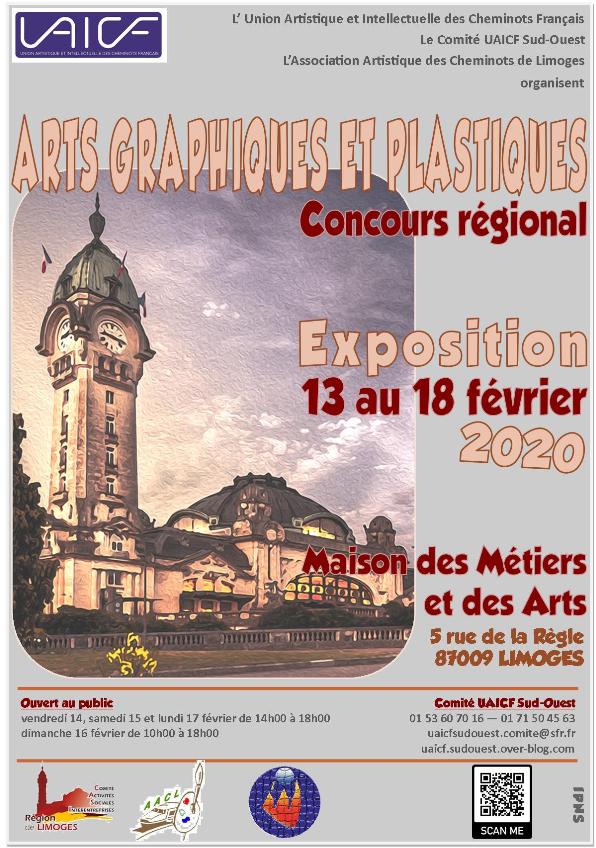 Limoges : Arts graphiques et plastiques