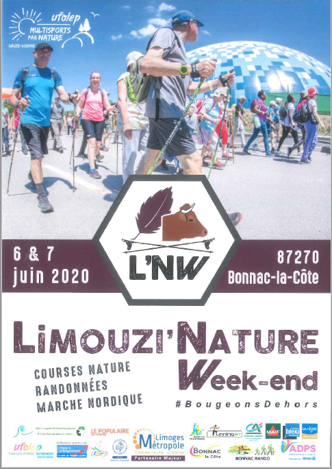 Limoges : Limouzi' nature week-end